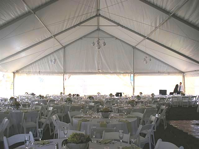 50 x 70 Interior2 ... & Clear Span Structure Tents - Metro Cuisine - Columbus OH