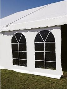 Tent Wall - French Window & Tent Side Walls - Metro Cuisine - Columbus OH