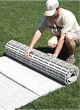 Porta Floor Portable Tent Amp Walkway Flooring Metro