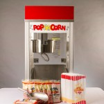 Popcorn Machine Package